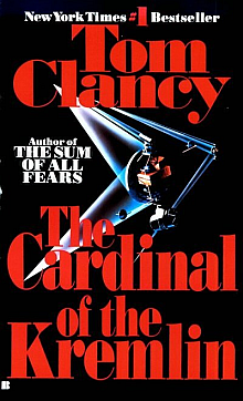 Tom Clancy's The Cardinal of the Kremlin Book Review