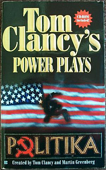 Tom Clancy's Politika: Power Plays Book Review