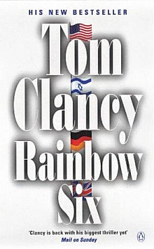 Tom Clancy's Rainbow Six Book Review