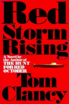 Tom Clancy's Red Storm Rising Book Review
