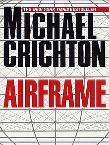 Michael Crichton's Airframe Book Review
