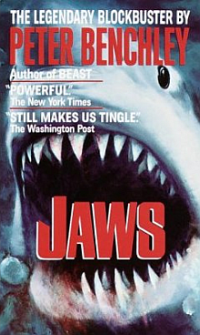 Peter Benchley's Jaws Book Review