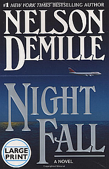 Nelson DeMille's Night Fall Book Review