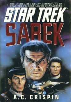 Star Trek TOS Novels: Sarek Book Review
