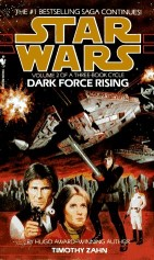 Dark Force Rising - A Star Wars Novel - Book Review
