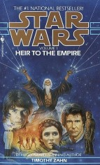 Heir to the Empire - A Star Wars Novel - Book Review