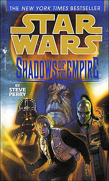 Shadows of the Empire - A Star Wars Novel - Book Review